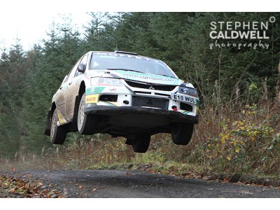Glens of Antrim Stages Rally 2014