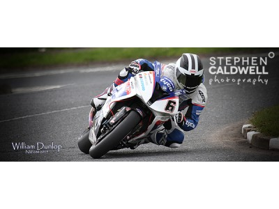 William Dunlop - NW200 - Irish Road Racing Mug