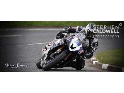 Michael Dunlop - NW200 - Irish Road Racing Mug