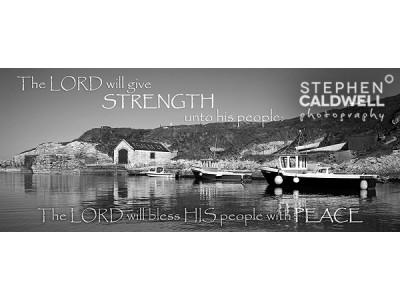 Ballintoy - Psalm 29 - Mug