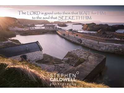 Ballintoy - Lamentations - Scripture Text