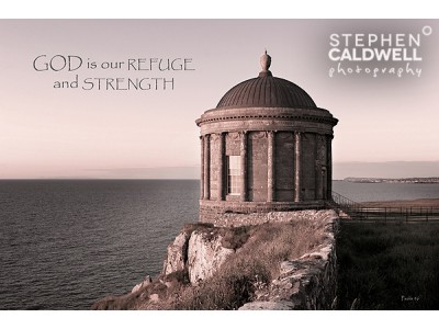 Mussenden Temple - Psalm 46