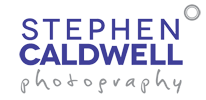 stephen caldwell photography logo